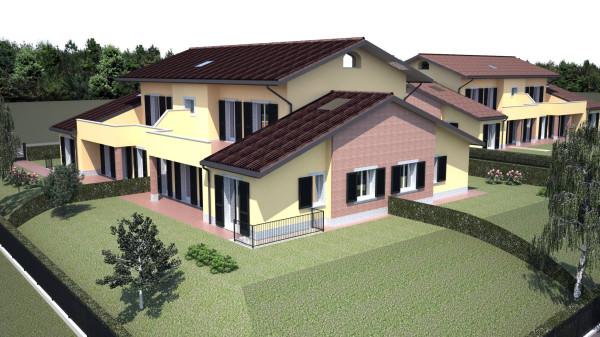 Appartamento in vendita a Montevecchia, 3 locali, prezzo € 295.000 | Cambio Casa.it