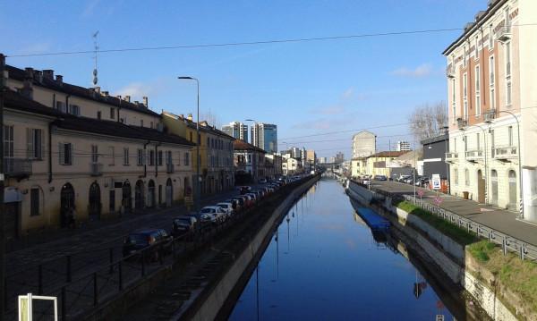 Bilocale Milano Via Andrea Ponti 12