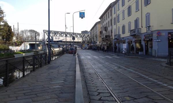 Bilocale Milano Via Andrea Ponti 13