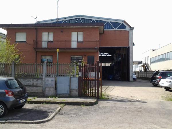 capannone Affitto Volvera