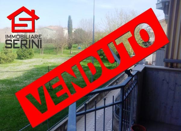 Appartamento in vendita a Macerata, 4 locali, prezzo € 130.000 | CambioCasa.it