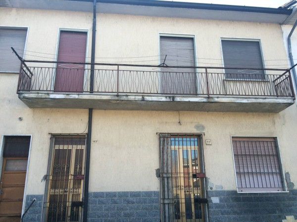 Soluzione Indipendente in vendita a Miradolo Terme, 5 locali, prezzo € 79.000 | Cambio Casa.it