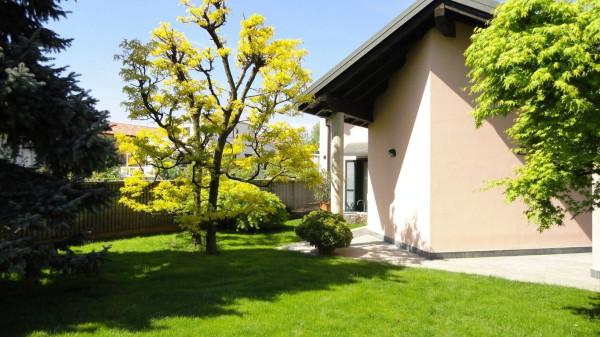 Villa in vendita a Concorezzo, 5 locali, prezzo € 570.000 | Cambiocasa.it