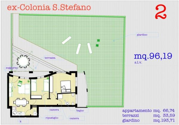 Bilocale Pisa Via Mons. Danilo Aiazzi 12