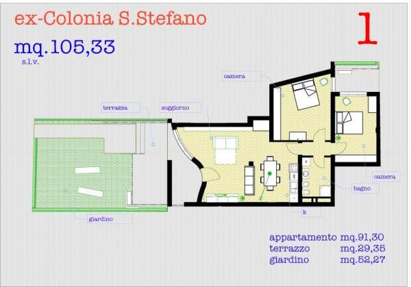 Bilocale Pisa Via Mons. Danilo Aiazzi 13
