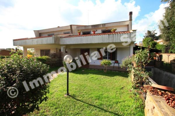 Villa in vendita a Genzano di Roma, 6 locali, prezzo € 480.000 | Cambio Casa.it