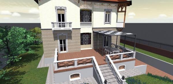 Villa in vendita a Gallarate, 6 locali, prezzo € 300.000 | Cambio Casa.it