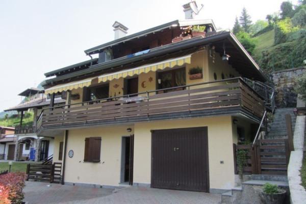 Villa in vendita a Serina, 6 locali, prezzo € 225.000 | Cambio Casa.it