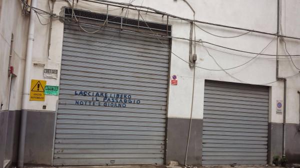 magazzino-deposito Affitto Monreale