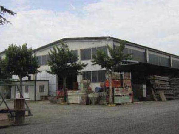Capannone in vendita a Cambiano, 6 locali, prezzo € 560.000 | Cambio Casa.it