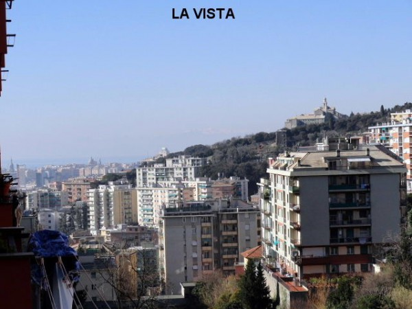 Bilocale Genova Via Pasquale Berghini 9