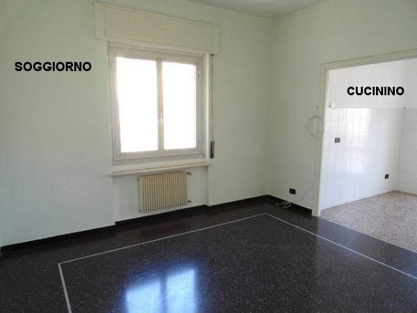 Affitto bilocale Genova ZONA GIORNO
