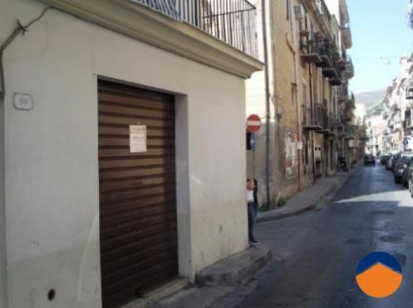 garage-Box-posto auto Affitto Monreale