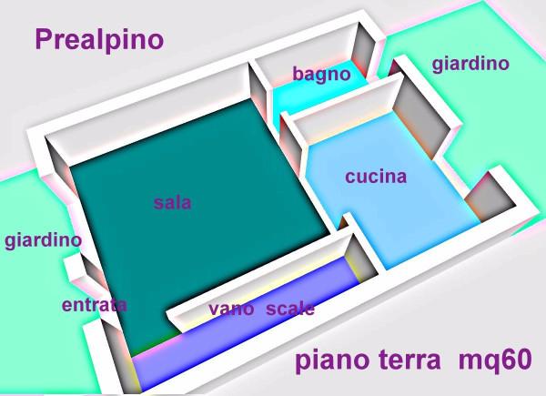 Villa a Schiera in Vendita a Brescia