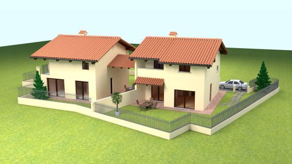 Villa in vendita a Bernezzo, 5 locali, prezzo € 255.000 | Cambio Casa.it