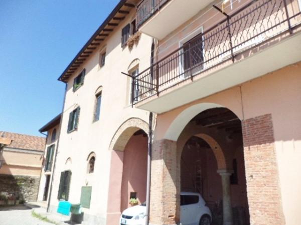 Bilocale Vertemate con Minoprio Via Monticelli Mantica 2