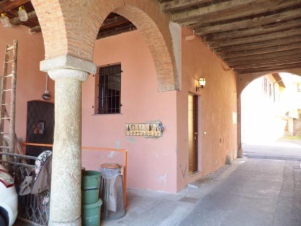 Bilocale Vertemate con Minoprio Via Monticelli Mantica 8