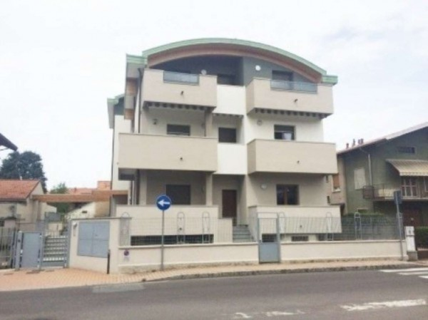 Bilocale Gerenzano Via Pietro Zaffaroni 6