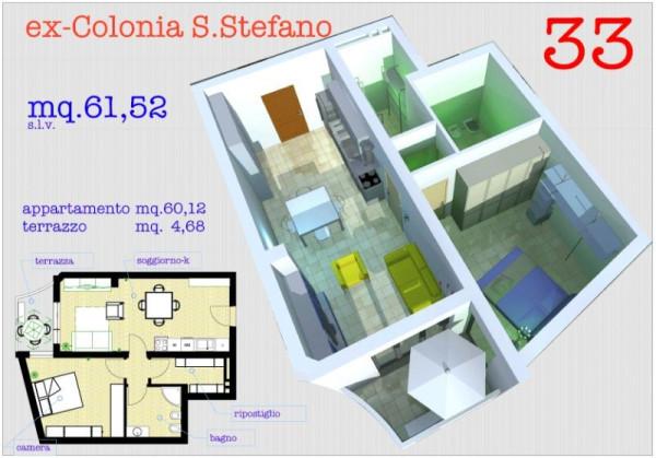 Bilocale Pisa Via Monsignore Aiazzi Calambrone 3