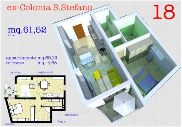 Bilocale Pisa Via Monsignore Aiazzi Calambrone 6