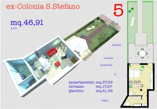 Bilocale Pisa Via Monsignore Aiazzi Calambrone 8