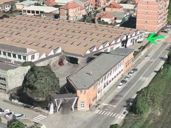 Capannone in Vendita a Grugliasco
