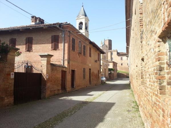 Rustico in Vendita a Montiglio Monferrato Centro: 3 locali, 165 mq