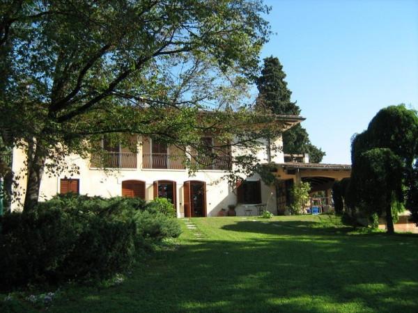 Villa in vendita a Ponti sul Mincio, 6 locali, prezzo € 1.200.000 | Cambio Casa.it