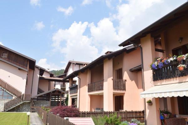 Appartamento in vendita a Ossimo, 3 locali, prezzo € 85.000   Cambio Casa.it
