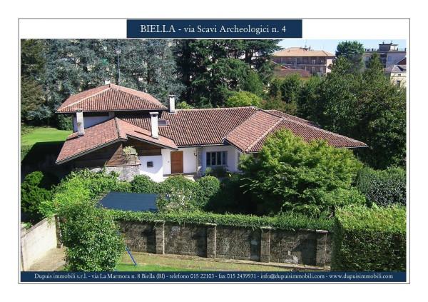 Villa-Villetta Vendita Biella