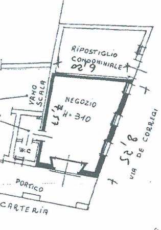Negozio / Locale in vendita a Modena, 9999 locali, prezzo € 85.000 | Cambio Casa.it
