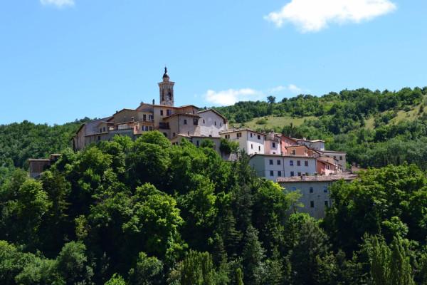 Bilocale Preci Via Campo Boario 1
