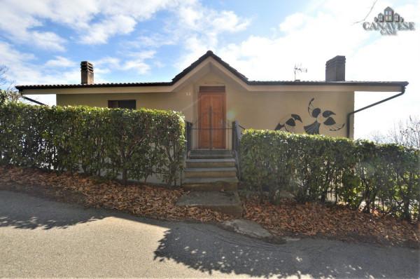 Casa indipendente in vendita a alice superiore strada for Planimetrie della serra