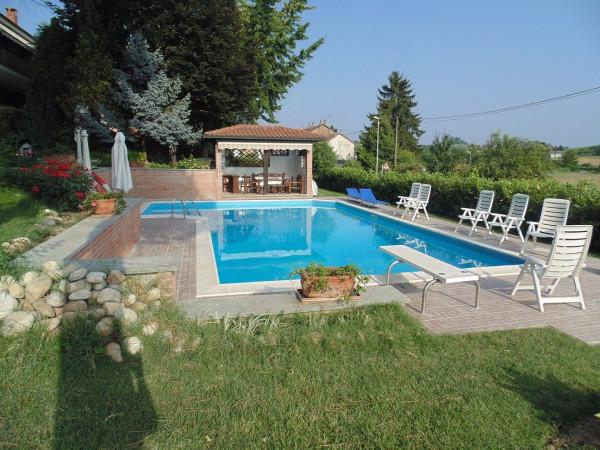 Villa in vendita a Montegrosso d'Asti, 6 locali, prezzo € 380.000 | Cambio Casa.it