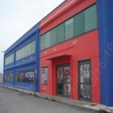 Capannone in vendita a Pomezia, 9999 locali, prezzo € 995.000 | Cambio Casa.it