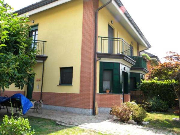 Villa in vendita a Busto Arsizio, 4 locali, prezzo € 260.000   Cambio Casa.it