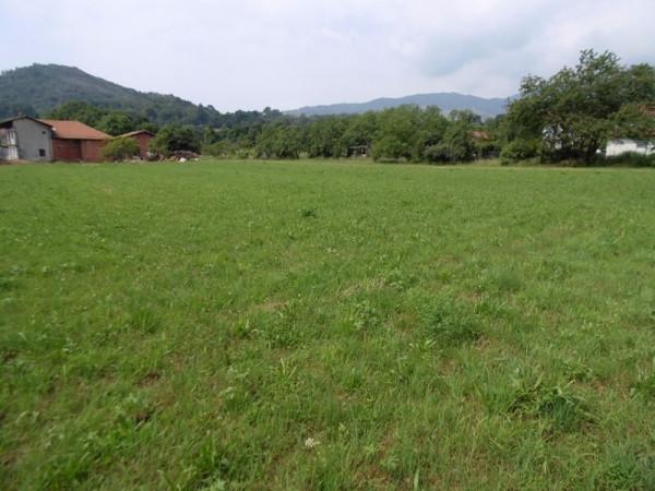 Terreno residenziale in Vendita a Rivara Centro: 1500 mq