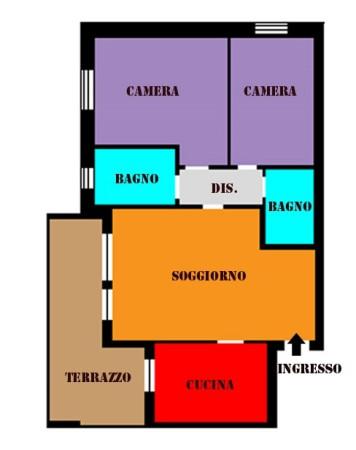 Bilocale Brugherio  11