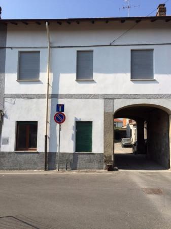 Appartamento in vendita a Lomazzo, 1 locali, prezzo € 29.000 | Cambio Casa.it