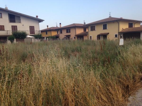 Terreno Edificabile Residenziale in vendita a Magliano de' Marsi, 9999 locali, prezzo € 80.000 | Cambio Casa.it
