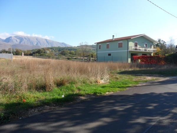 Terreno Edificabile Residenziale in vendita a Scurcola Marsicana, 9999 locali, prezzo € 95.000   Cambio Casa.it
