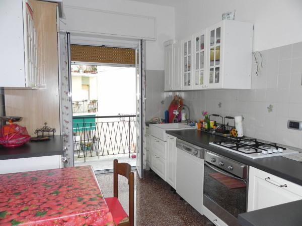 Bilocale Genova Via Giambattista Gaulli 8