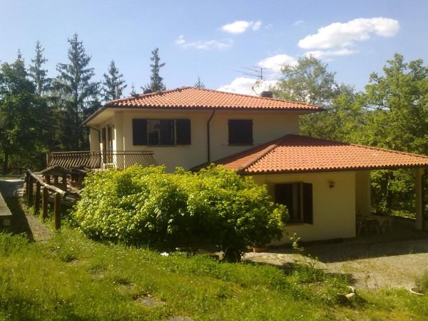 Villa in vendita a Caprese Michelangelo, 6 locali, prezzo € 290.000 | Cambio Casa.it