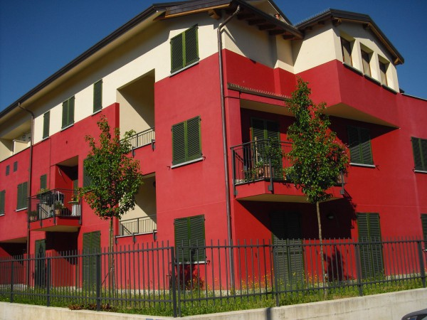 Bilocale Bernareggio Via Galileo Galilei 1