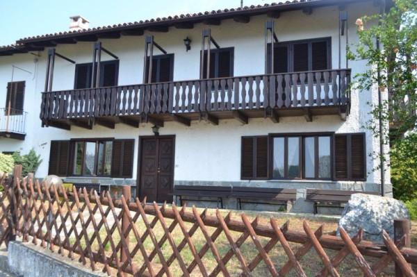 Soluzione Indipendente in vendita a Berzano di San Pietro, 6 locali, prezzo € 280.000 | Cambio Casa.it