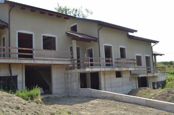 Villa a Schiera in vendita a Berzano di San Pietro, 4 locali, prezzo € 145.000 | Cambio Casa.it