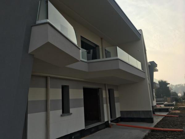 Appartamento in vendita a Ronco Briantino, 2 locali, prezzo € 154.500 | Cambio Casa.it