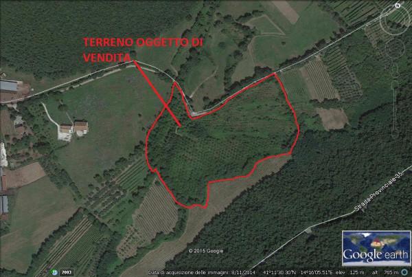 Terreno Agricolo in vendita a Pontelatone, 9999 locali, prezzo € 20.000 | Cambio Casa.it