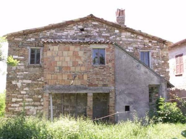 Rustico / Casale in vendita a Sassoferrato, 4 locali, prezzo € 34.000 | Cambio Casa.it