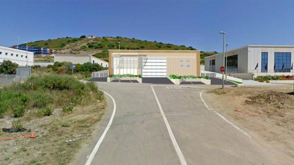 TERRENO EDIFICABILE con progetto approvato per capannone nautico Rif.4106890